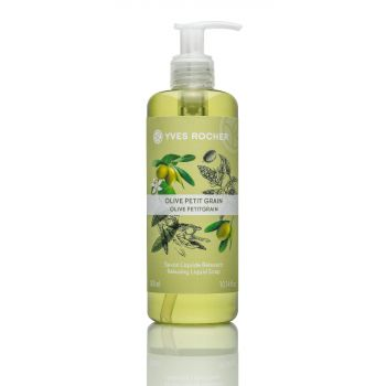 Yves Rocher Olive line folyékony szappan 300 ml pumpás