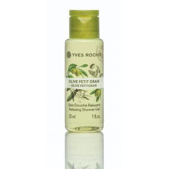 Yves Rocher Sampon & Tusfürdő Olive Line 30 ml