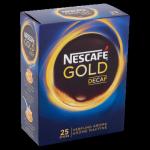 Nescafé Gold koffeinmentes egyadagos kávé 2 gr (12x25x2g)